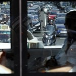contaminación, ruido, coches, accidente